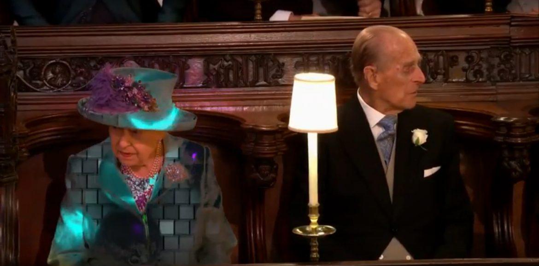 Что происходит, когда королева надевает зелёное
