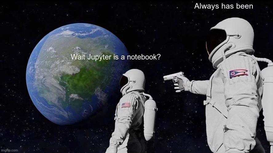 Юпитер ноутбук, или как начать карьеру аналитика данных